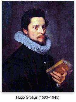 Happy Birthday, Hugo Grotius