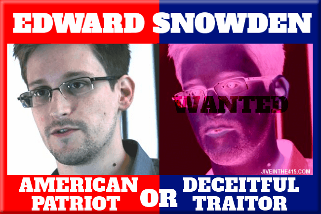 #TotD: Patriot or Traitor?