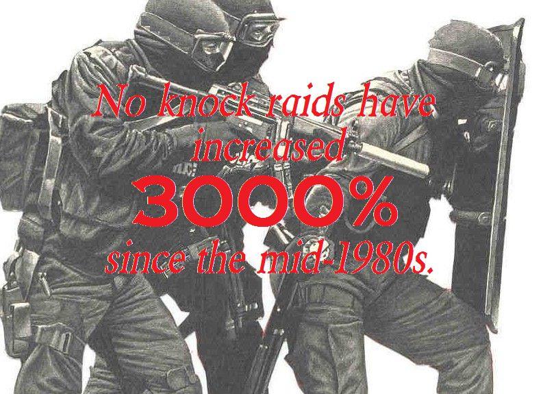 #TotD: No Knock Tyranny