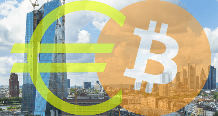 Euro vs. Bitcoin: Same Crap, Different Name?