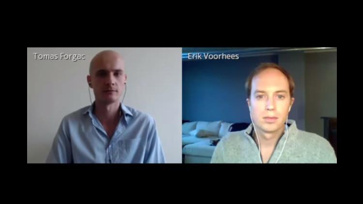 Bitcoin: People's Money II. – Erik Voorhees