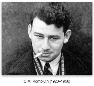 C.M. Kornbluth and the Syndicate