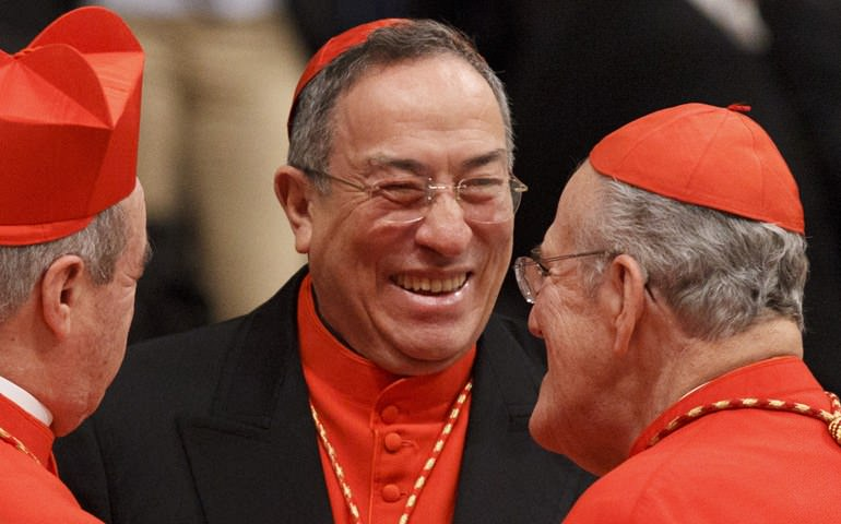 A response to the critique of libertarianism by Pope Francis and Cardinal Maradiaga