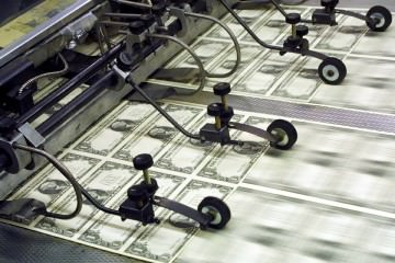 What's Worse: Torture or Dollar Printing?