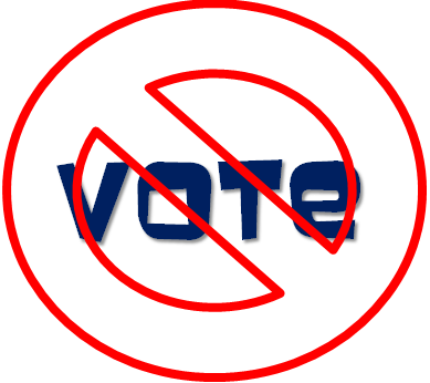 Why I'm not voting this year, and why it's okay if you don't either