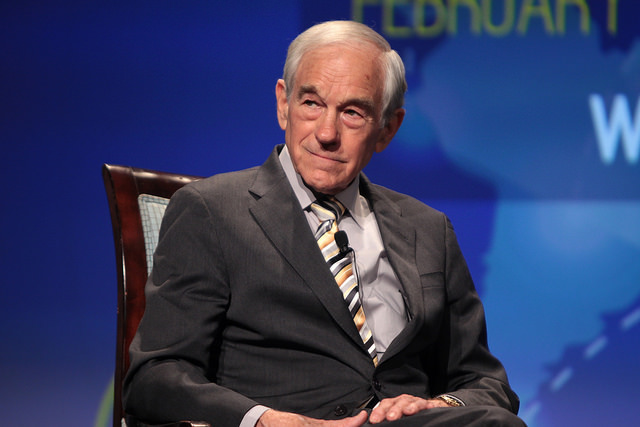Open Letter to Ron Paul