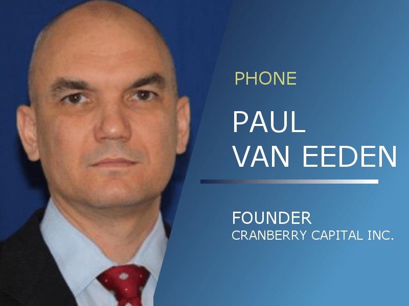 Paul van Eeden   Gold Fair Value