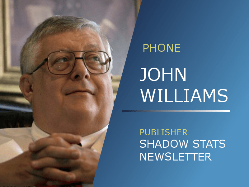 John Williams | Fraudulent Statistics