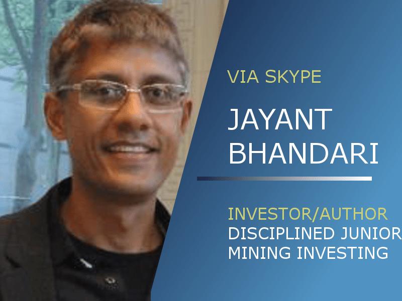 Jayant Bhandari   Gold Miners Overpriced