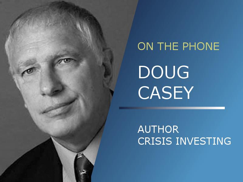Doug Casey   Gold Stocks are as Cheap as Ever