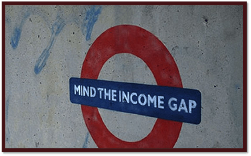The Austrian & the Income Gap