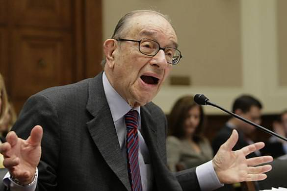 Things that Confuse Alan Greenspan