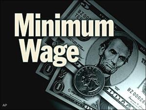 Minimum Wage Causing Unemployment in 2 Photos