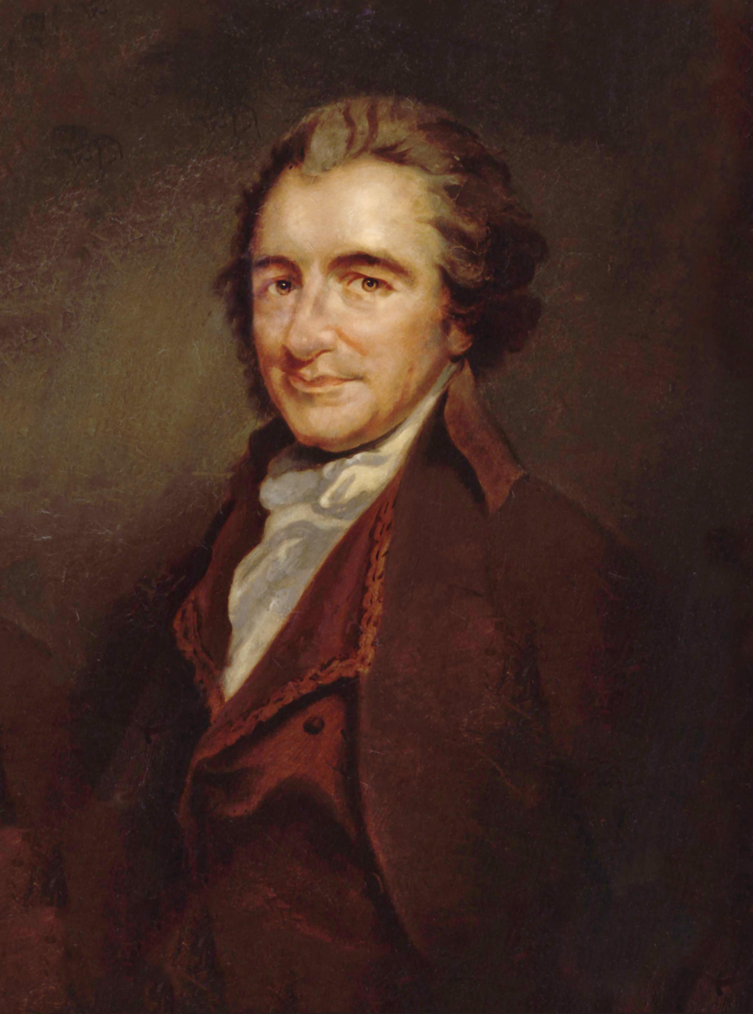 Thomas Paine, Ralph Waldo Emerson on Spontaneous Order