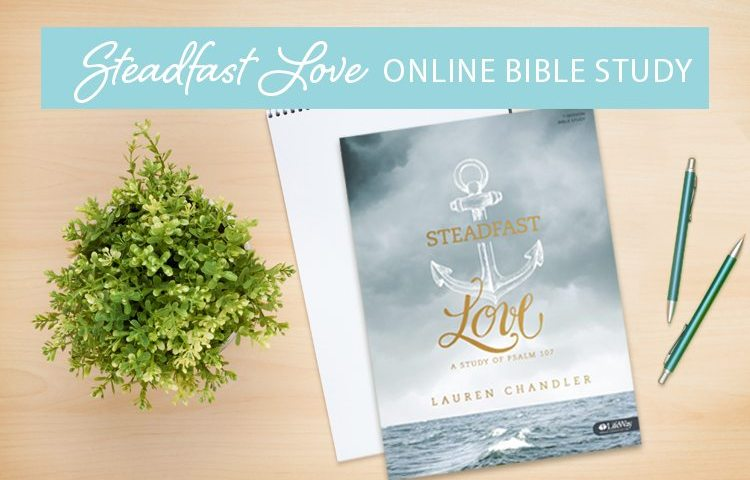 Steadfast Love Online Bible Study | Session 3