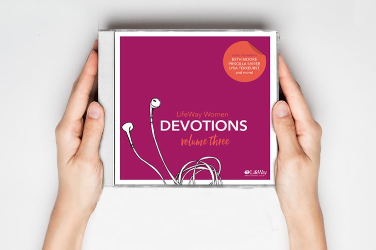 Win a Copy of the NEW LifeWay Women Devo CD Volume 3!