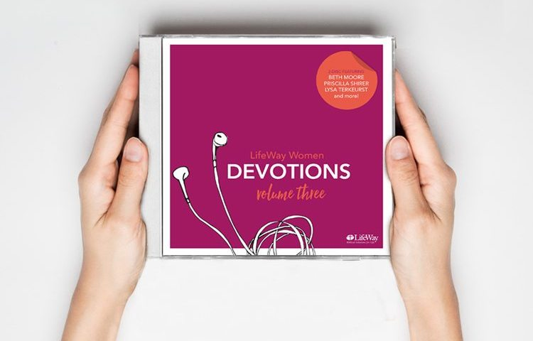 Win a Copy of the NEW LifeWay Women Devo CD Volume 3!