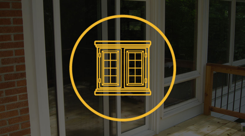 TrueSon Exteriors door service icon