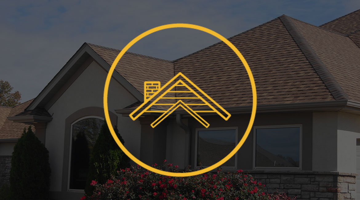 TrueSon Exteriors roofing service icon