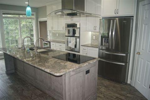 TrueSon Exteriors | Modern kitchen remodel
