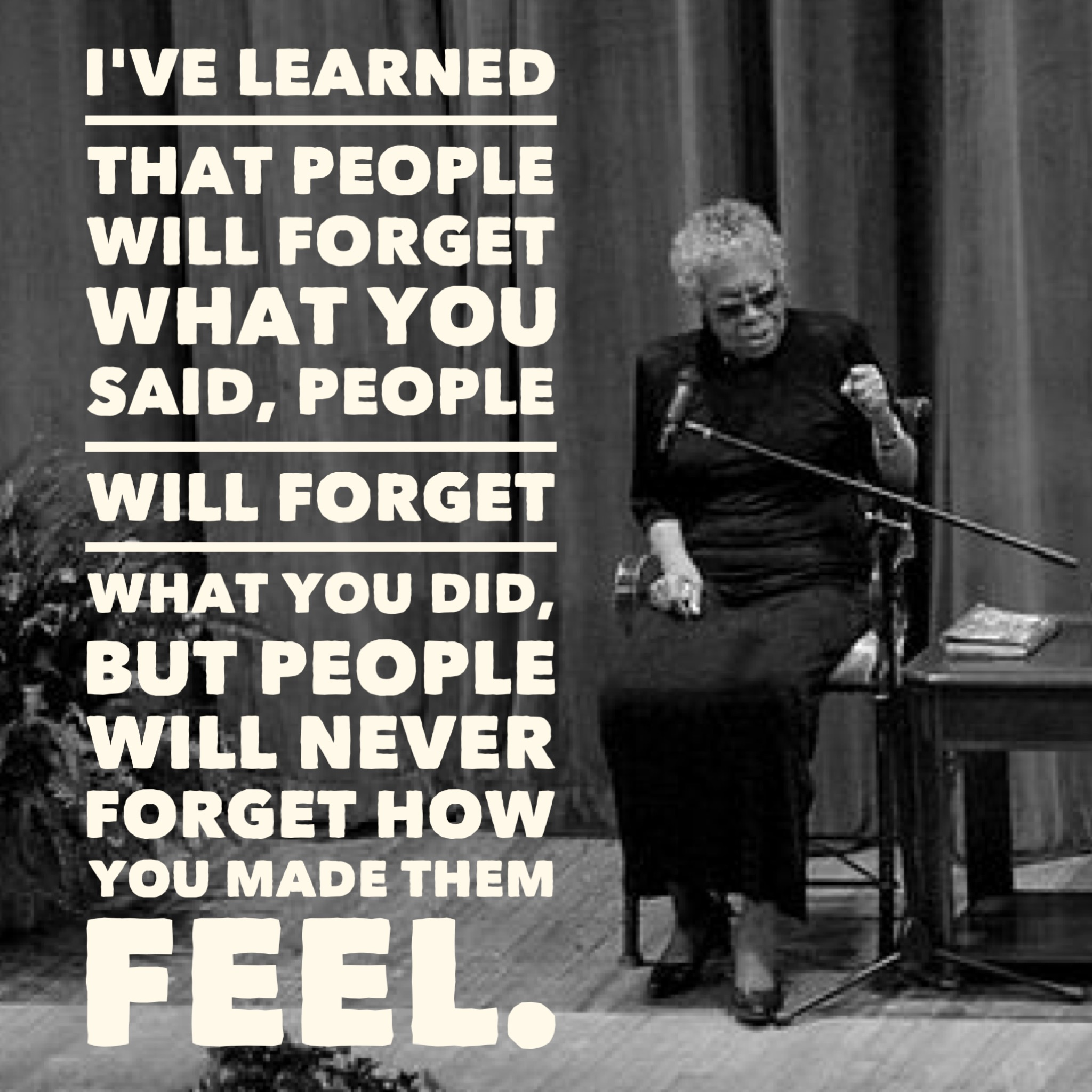 Maya Angelou Quotes 10 Profound Sayings And Poems