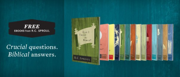 25 Free R C  Sproul eBooks for Kindle and iTunes