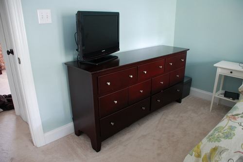 Dresser Turned Tv Stand And Stands