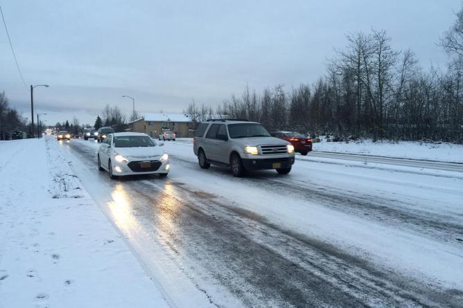 Icy Roads Auto Repair At Your Locatio