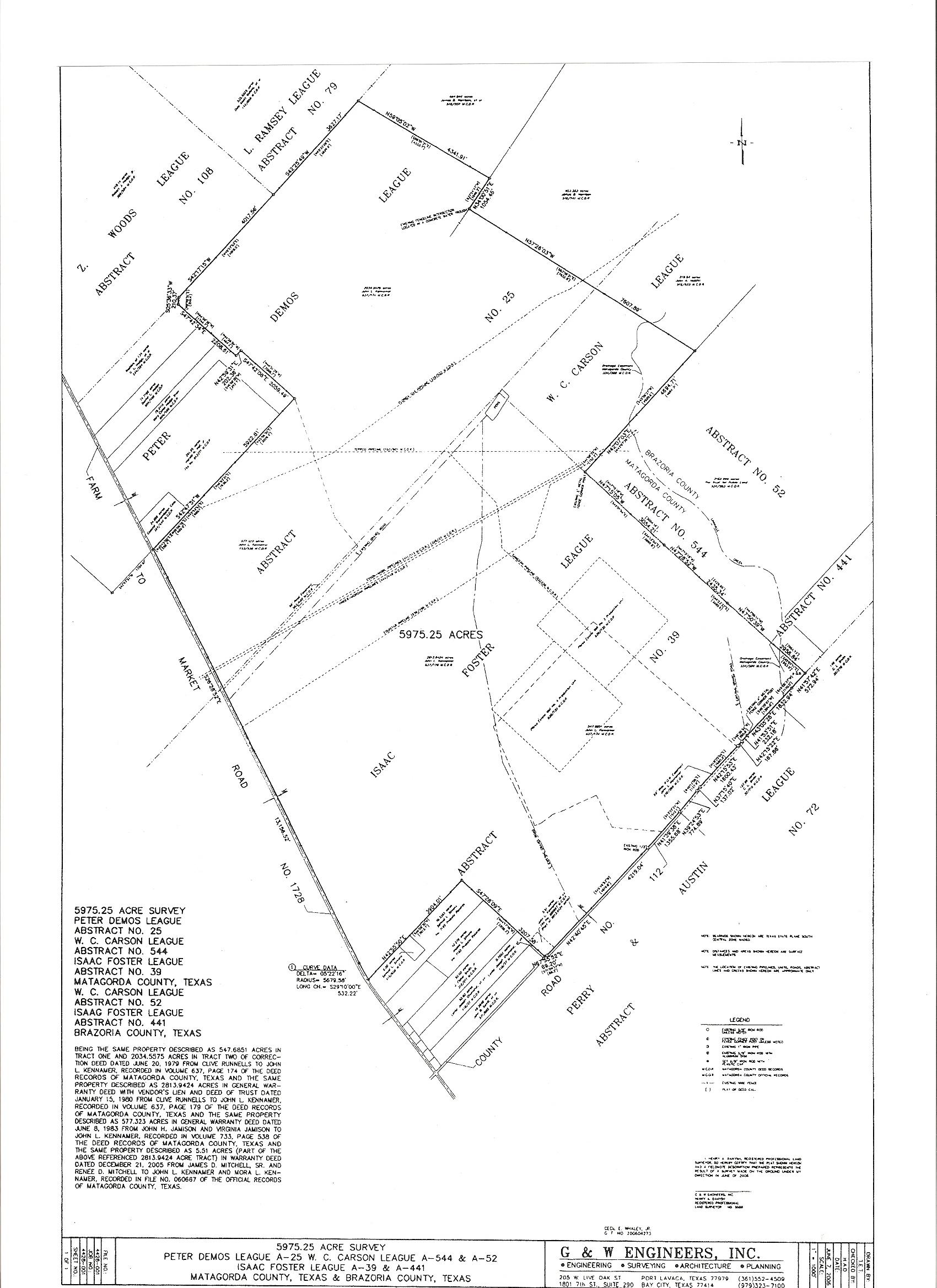 Acres In Matagorda County Texas