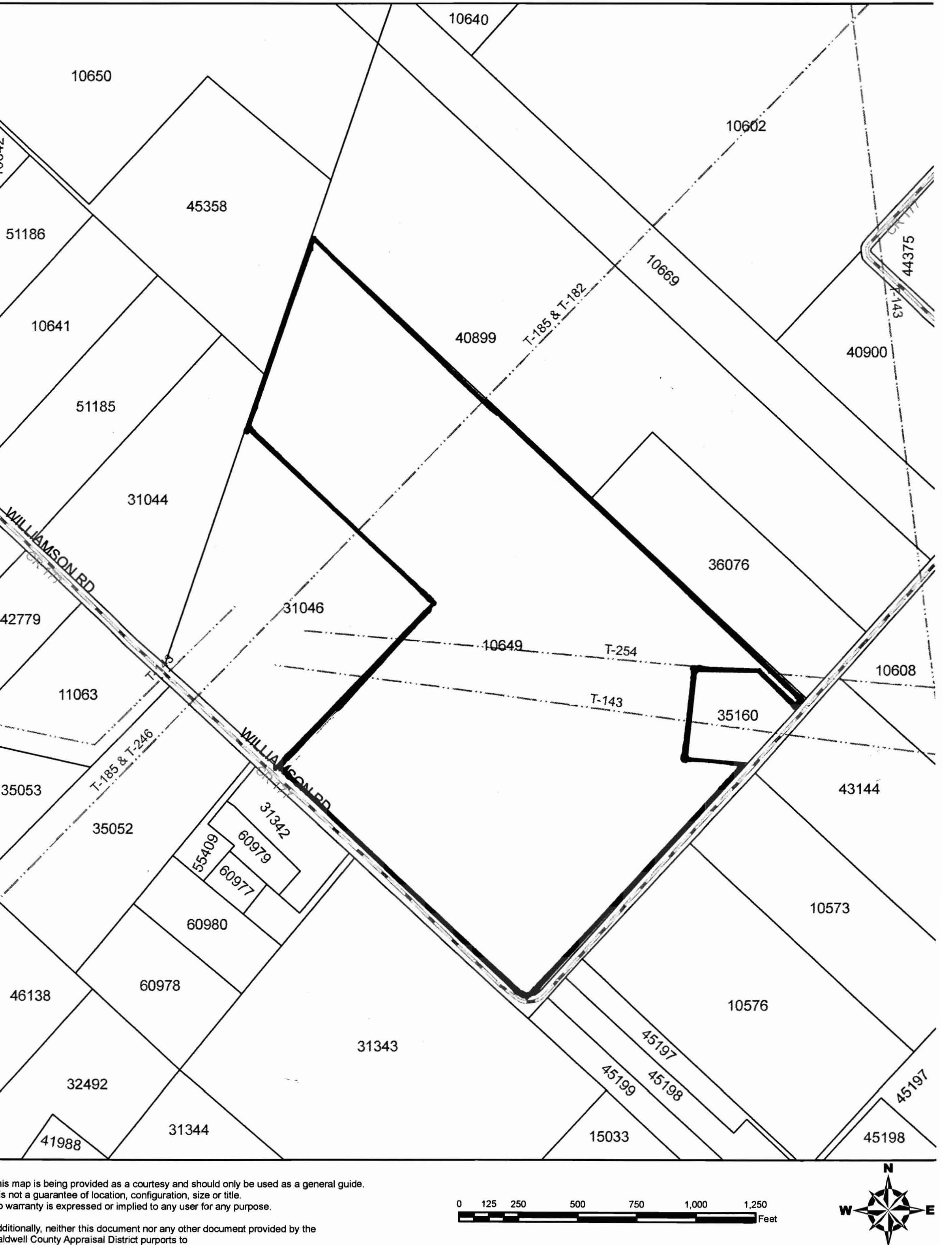 78 28 Acres In Caldwell County Texas