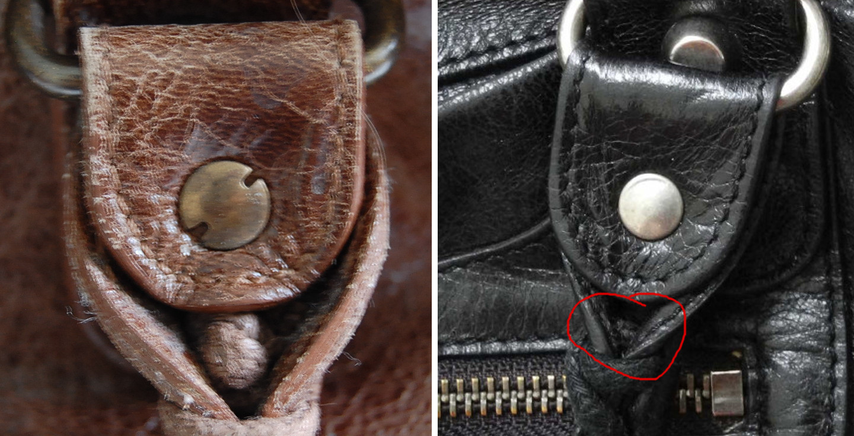 Authenticate Balenciaga Handbags