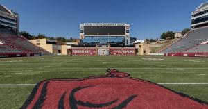 college football stadium google street view to tour