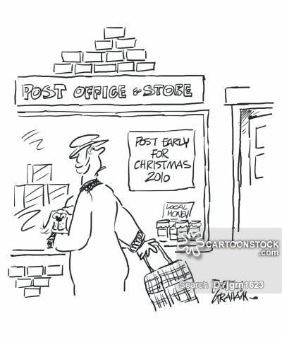 Postal Worker News And Political Cartoons