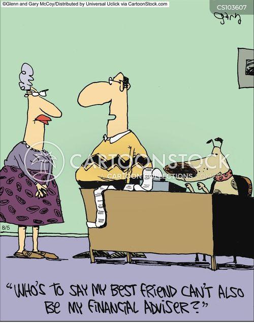 Financial Jokes Advisor