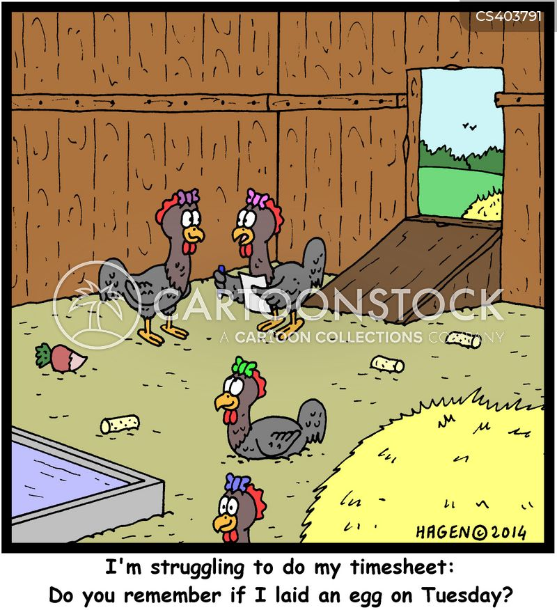 Hen Houses Cartoons And Comics Funny Pictures From