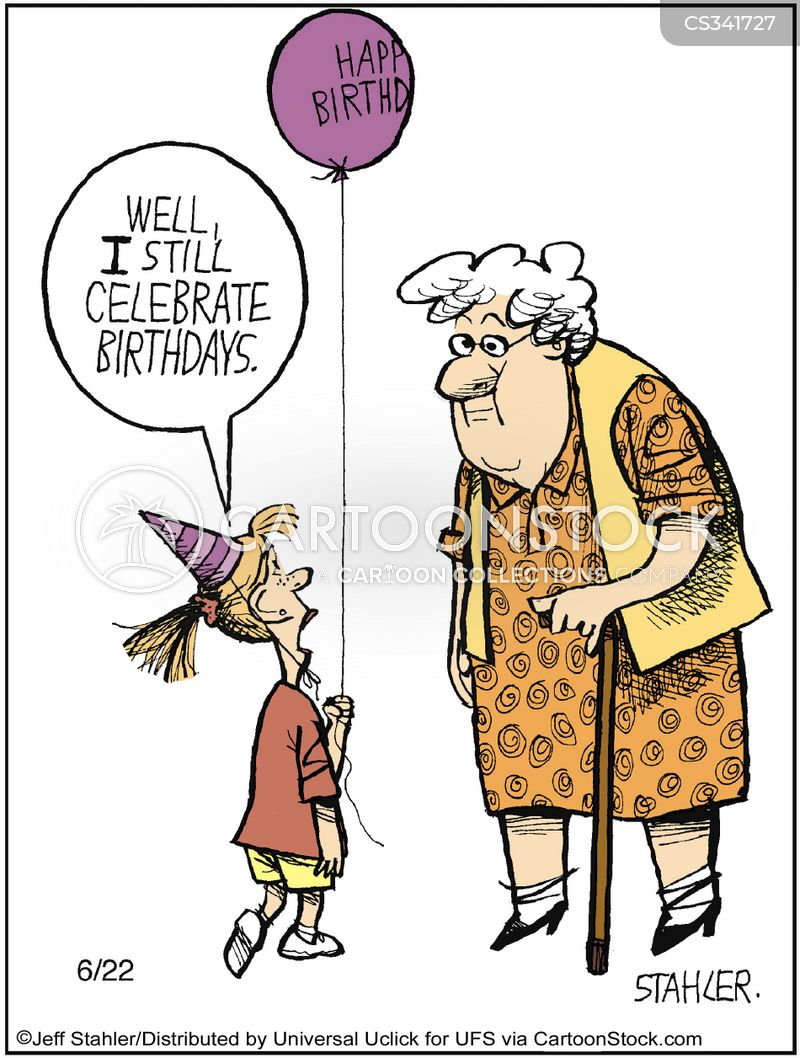 Happy Birthday Cartoons And Comics Funny Pictures From