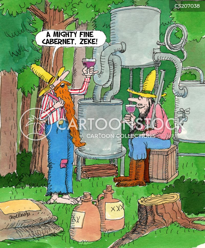Moonshine Cartoons And Comics Funny Pictures From CartoonStock