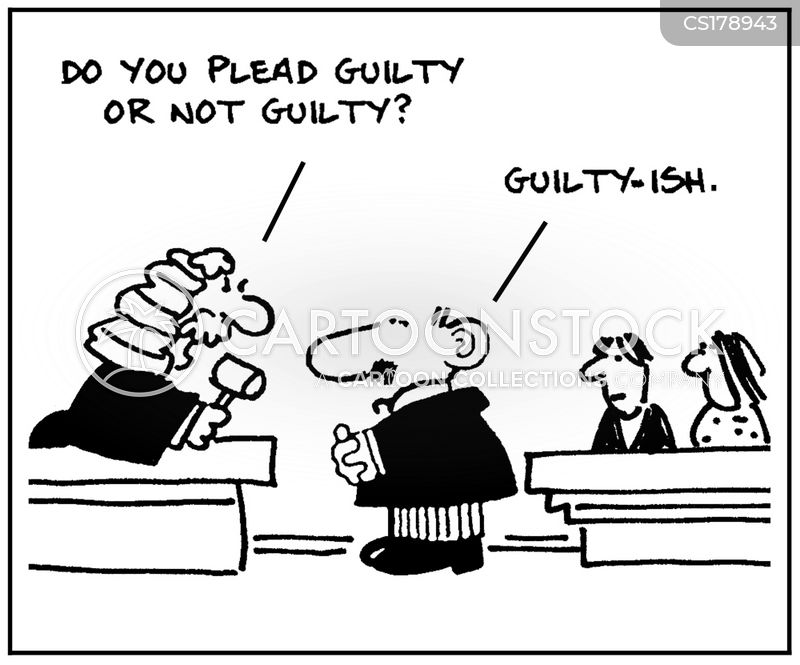 Not Guilty Cartoons And Comics Funny Pictures From