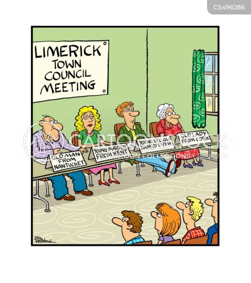 Town Council Meetings Cartoons and Comics - funny pictures from ...