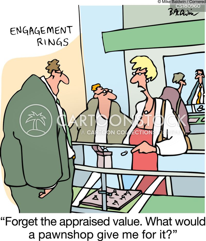 Engagement Rings Cartoons And Comics Funny Pictures From