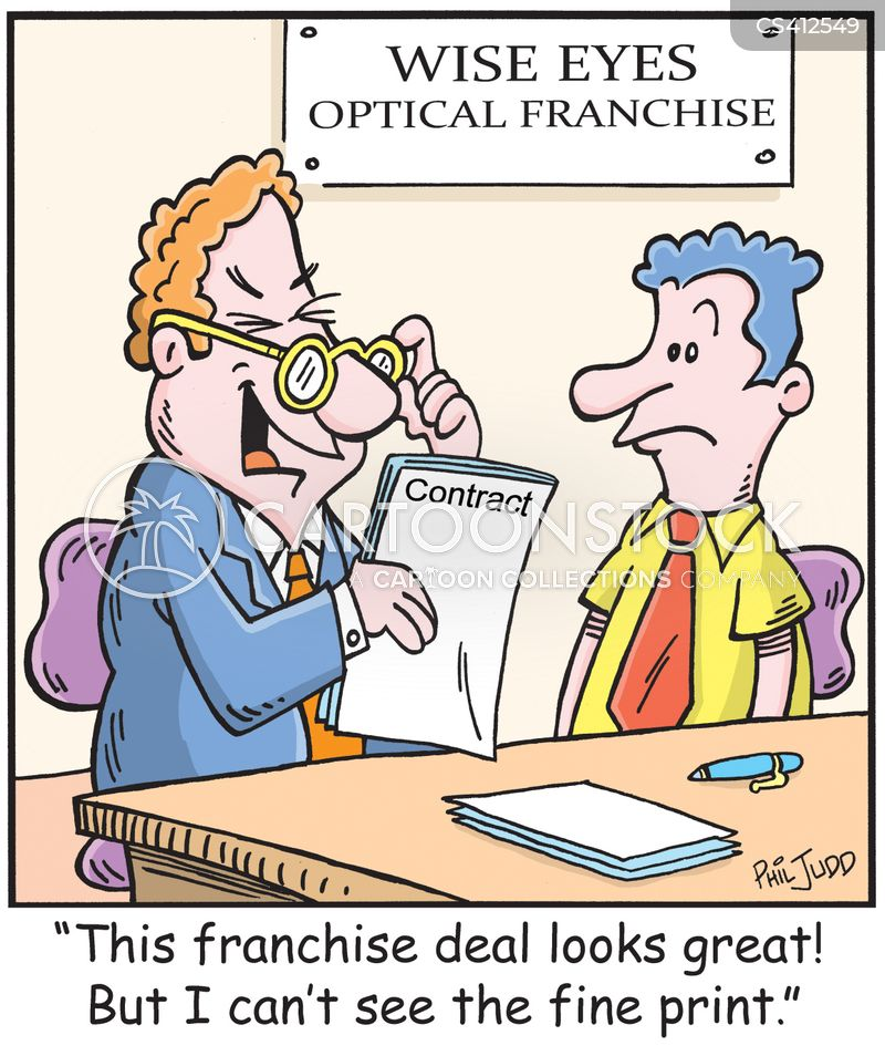 Fine Print Cartoons And Comics Funny Pictures From