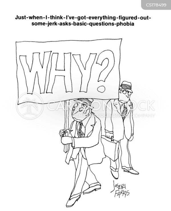 Asking Why Cartoons and Comics - funny pictures from ...