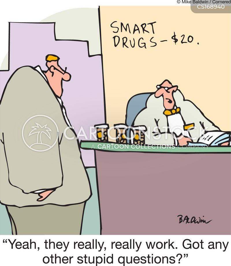 Smart Drugs Cartoons And Comics Funny Pictures From