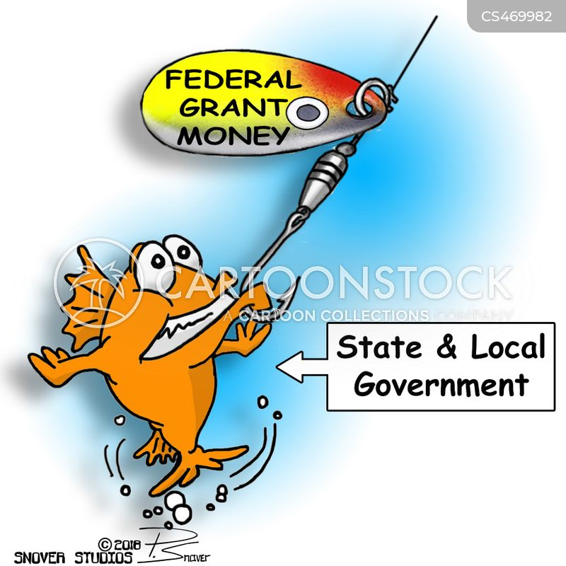 Federal Grants Cartoons and Comics - funny pictures from ...