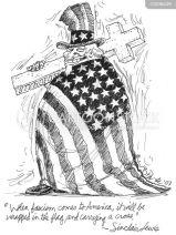 Afbeeldingsresultaat voor fascist america cartoon