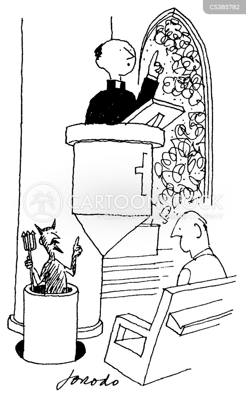 Chuch Of England Cartoons And Comics Funny Pictures From