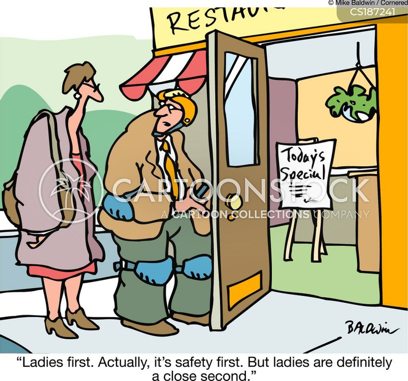 Safety First Cartoons And Comics Funny Pictures From