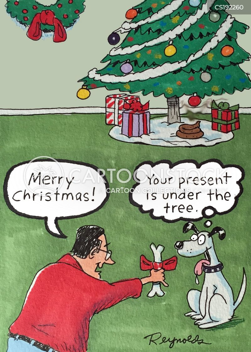 Opening Presents Cartoons And Comics Funny Pictures From
