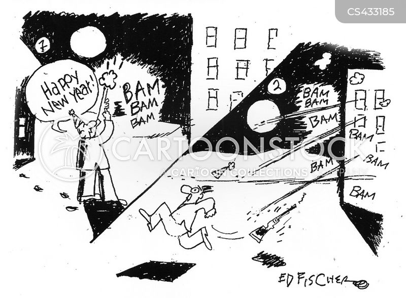 Happy New Year Cartoons and Comics   funny pictures from CartoonStock Happy New Year cartoon 24 of 62