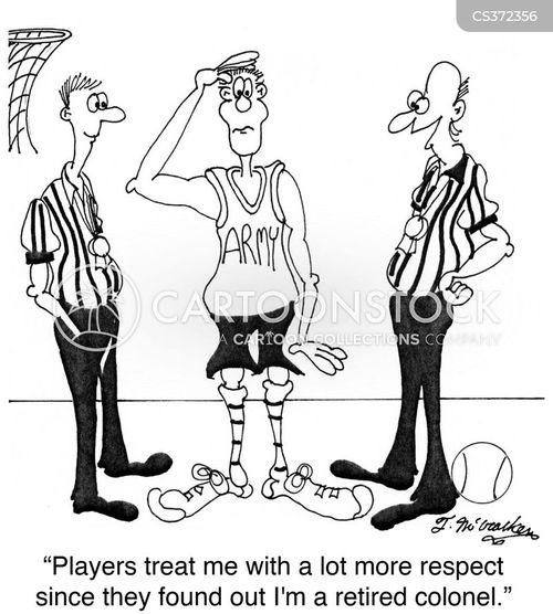 Sportsmanship Cartoon Good